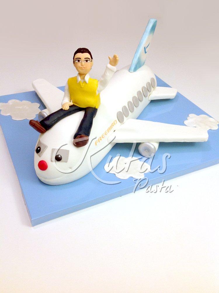 Uçaklı Pasta