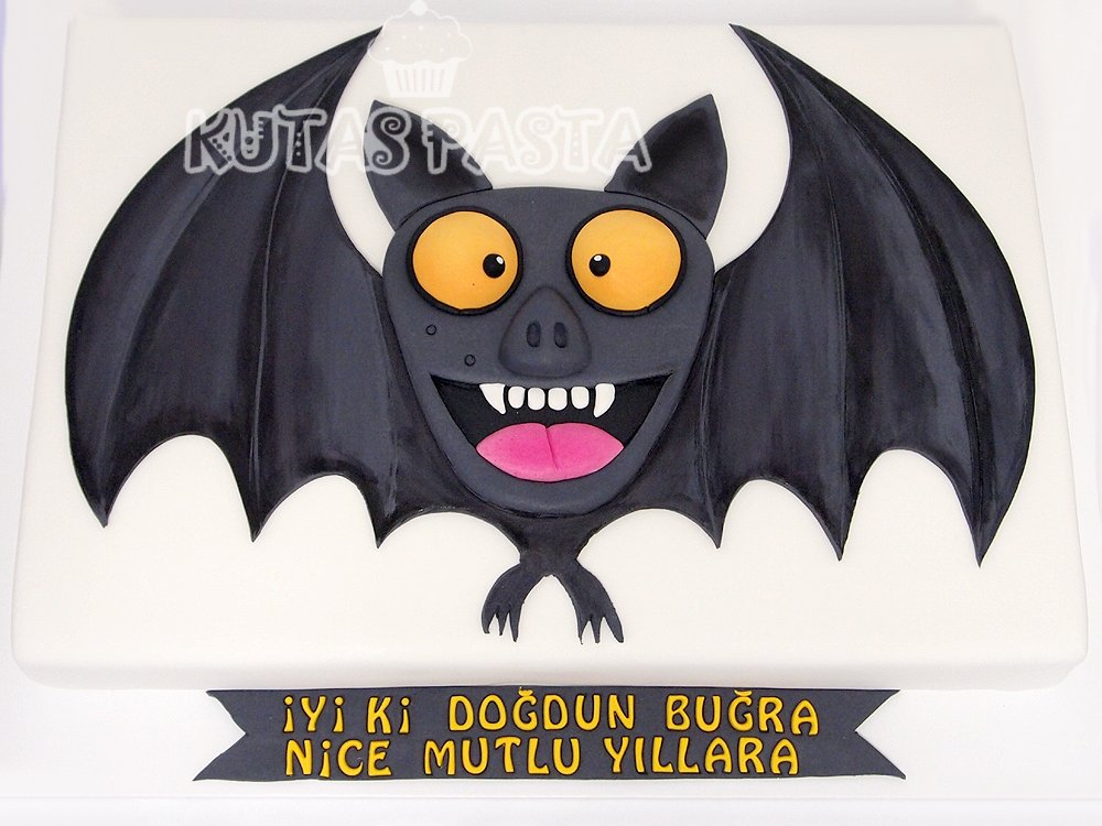 Vampir Yarasa Pasta