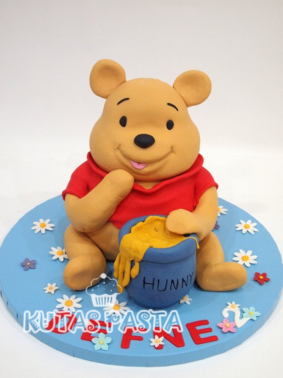 Ayı Winnie The Pooh Pasta