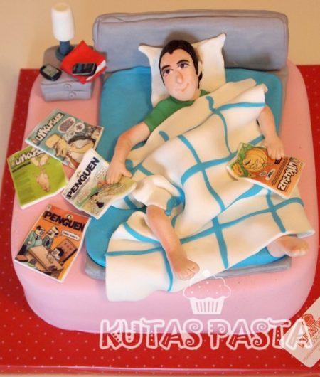 Tembel Pasta Yatak