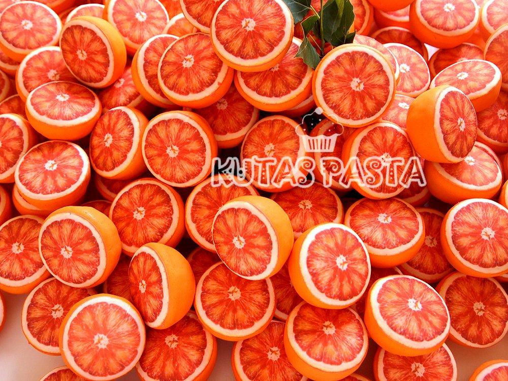 Yedigün Kan Portakalı Cupcake