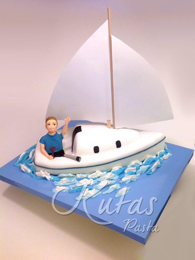 Yelkenli Tekne Pasta