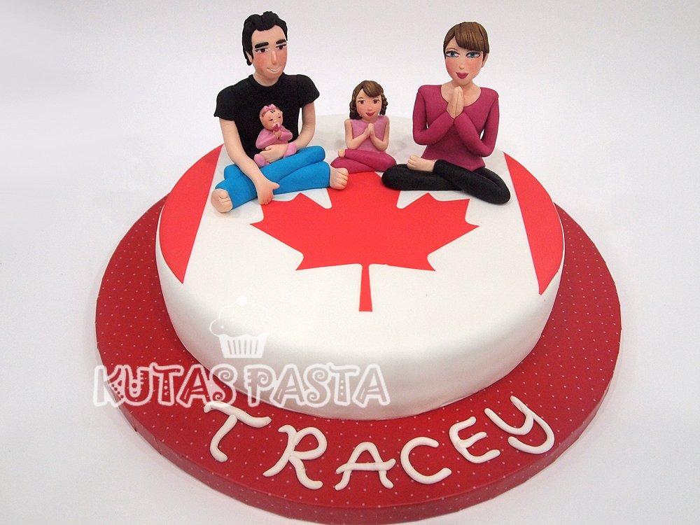 Kanada Pastası