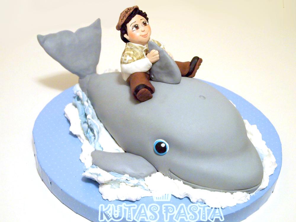 Balık Pasta Yunuslu