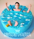 Deniz Pastası Yüzme