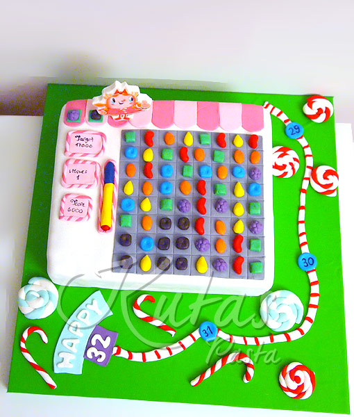 Candy Crush Pasta