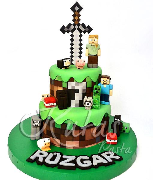 MineCraft Pasta