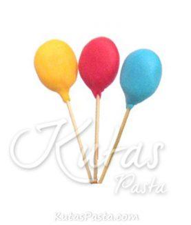 Pasta Figürü Balon