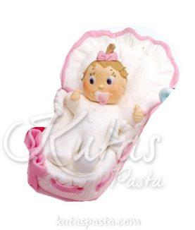 Pasta Figürü Bebek