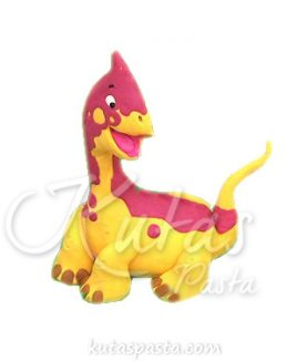 Pasta Figürü Dinozor