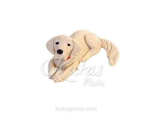 Pasta Figürü Köpek