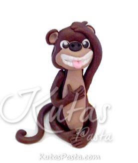 Pasta Figürü Maymun