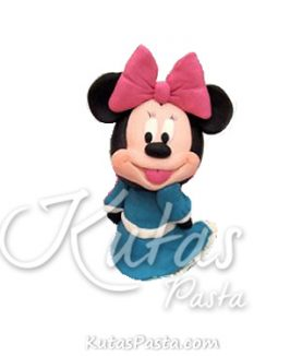 Pasta Figürü Minnie Mouse