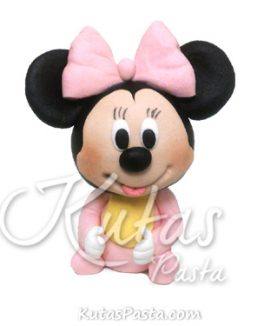 Pasta Figürü Minnie Mouse