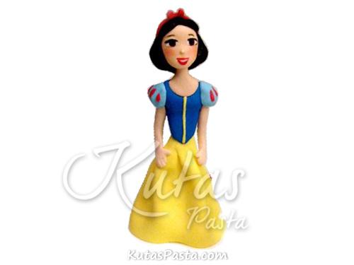 Pamuk Prenses Pasta Figürü