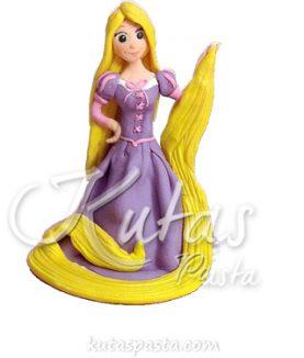 Rapunzel Pasta Figürü