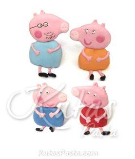 Pasta Figürü Peppa Pig