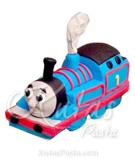 Pasta Figürü Tren Thomas