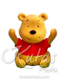 Pasta Figürü Winnie the Pooh