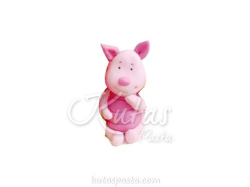 Pasta Figür Winnie Pooh Piglet
