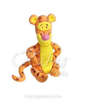 Pasta Figür Winnie Pooh Tiger