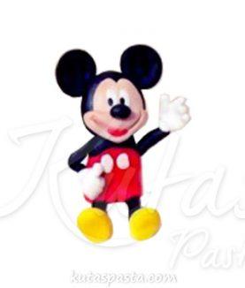 Pasta Figürü Mickey Mouse