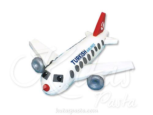 Pasta Figürü Uçak